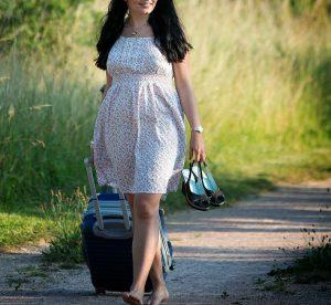 旅行 女性