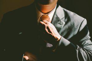 男性 スーツ