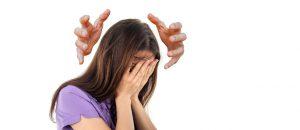 女性 ストレス