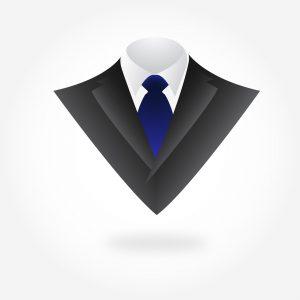 スーツ 黒