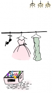 熟女系デリで働く時はどんな服装ですか?