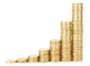 お金 グラフ