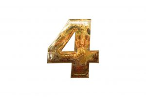 4, Number
