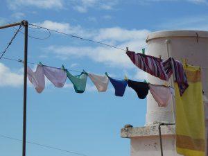 下着 洗濯