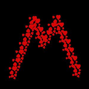 M, アルファベット