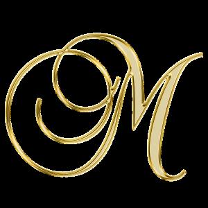 M アルファベット