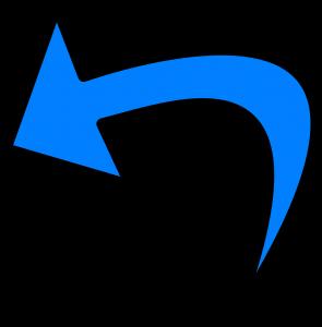 回転 矢印