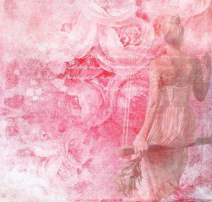 ピンク 女性
