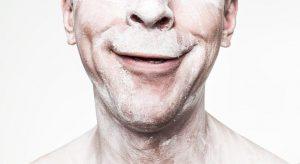 男性 笑顔