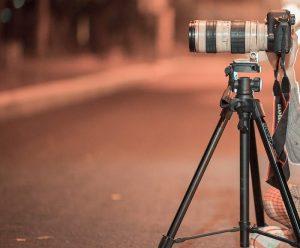撮影 カメラ