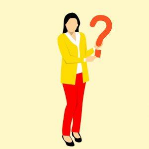 女性 質問